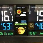 気象計のススメ(気温・湿度・気圧計)